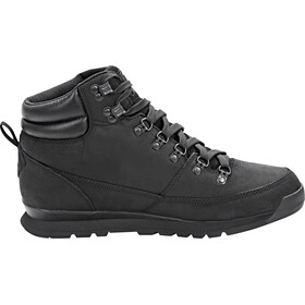 The North Face M's Back-To-Berkeley Redux Leather Shoes TNF Black/TNF Black/TNF Black
